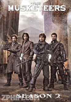 Ngự Lâm Quân 2 - The Musketeers Season 2 (2015) Poster