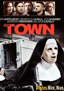 Phim Băng Cướp Đeo Mặt Nạ - Thị Trấn Tội Ác - The Town