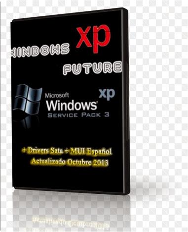 Windows XP Future [Sp3] [Español] [ISO] [2013] 2013-10-08_08h17_19