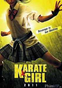 Cô Gái Karate - Karate Girl poster