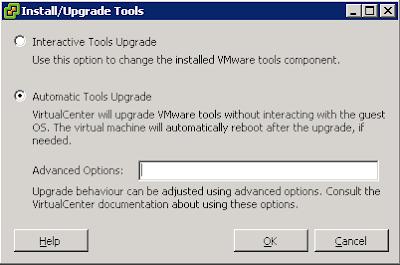 VMwareTools RHEL6