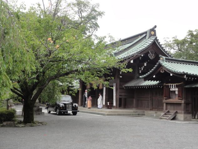 三島神社 東海道五十三次