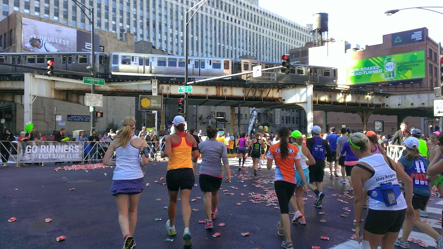 IMAG6947 My Chicago Marathon Recap   #TeamDannyDid