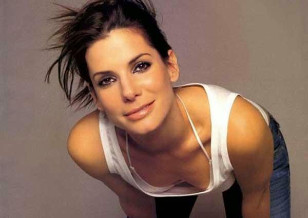 Sandra Bullock, hot