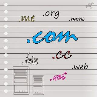 tips dalam memilih domain blog