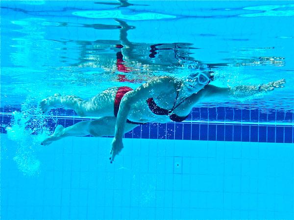 Techniques de nages