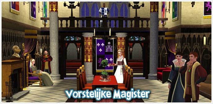 Vorstelijke Magister