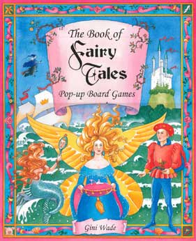 The Book of Pop Up Board Games by David West and Brian Lee ...