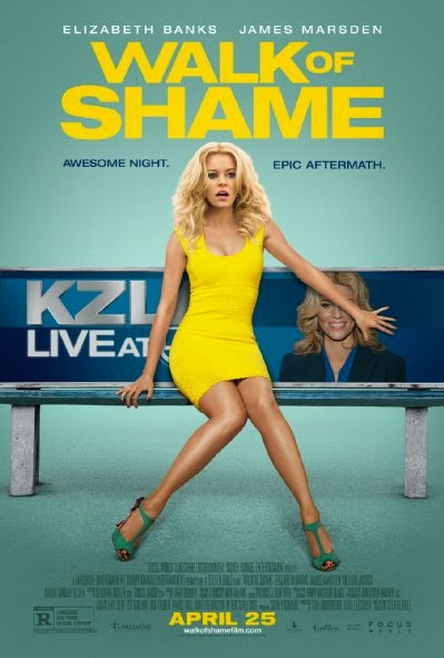 Poster Of English Movie Walk of Shame (2014) Free Download Full New Hollywood Movie Watch Online At Alldownloads4u.Com
