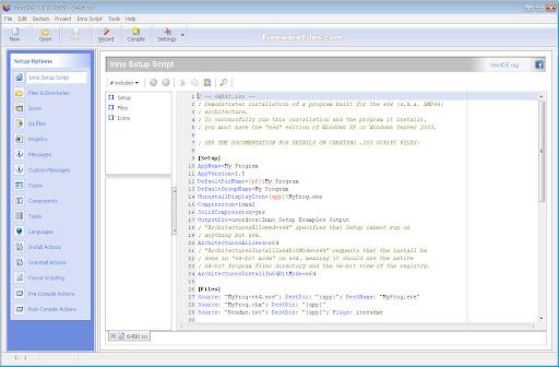 InnoIDE 1.0.0.78