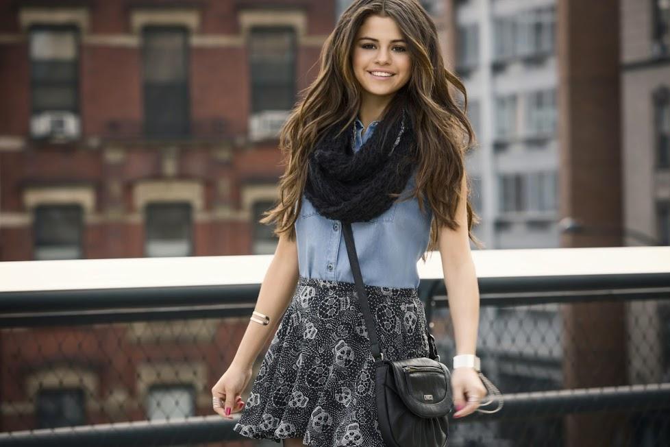 Adidas NEO Label, campaña otoño invierno 2014: Selena Gomez