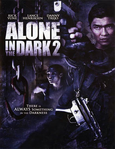 Poster de Alone in the Dark 2