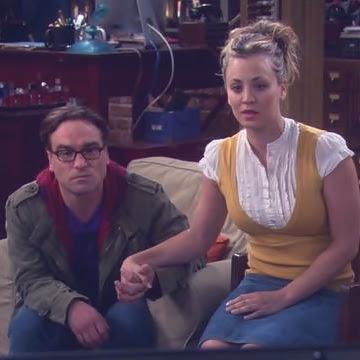 Leonard y Penny final 5 temporada