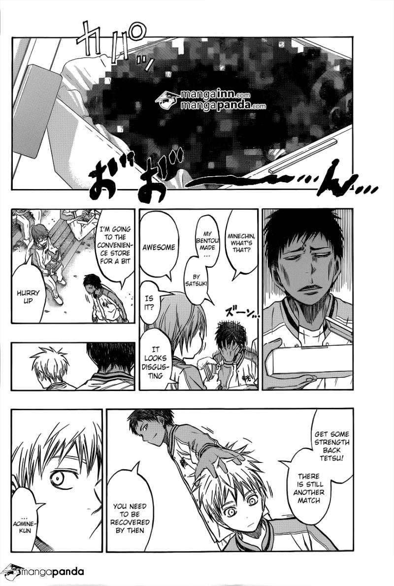 Kuroko no Basket Manga Chapter 208 - Image 18
