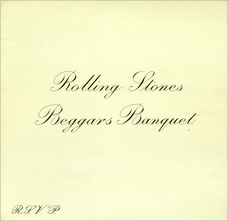 The Rolling Stones - Beggars Banquet album cover