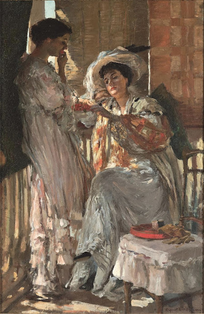 Rupert Bunny - Cherries