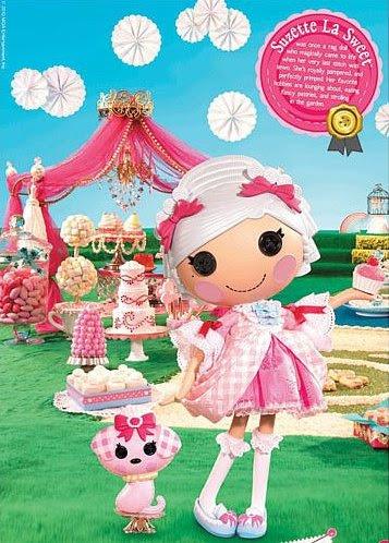 Lalaloopsy Suzette la Sweet