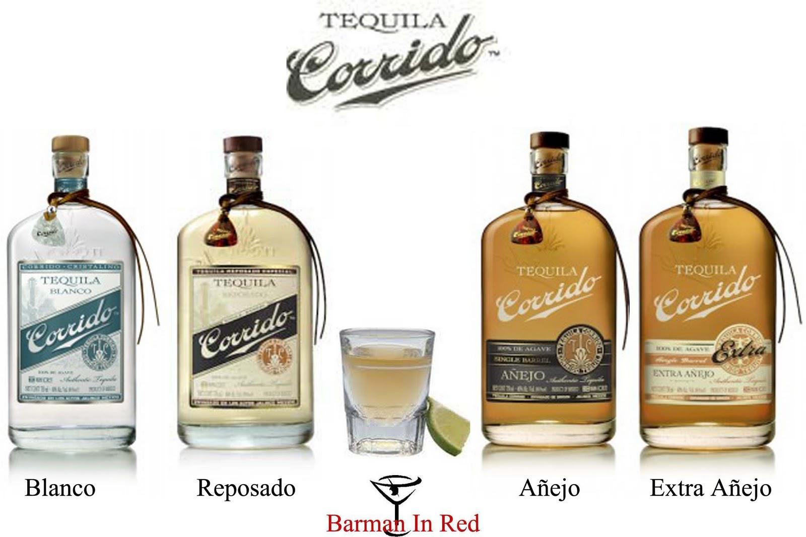 Corrido Tequila Reposado Tequila Corrido se lo Esta