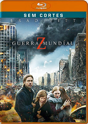 Baixar Download Guerra Mundial Z – SEM CORTES BDRip Dual Audio Download Grátis