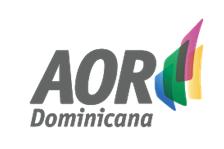 AOR Dominicana logo
