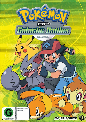 Pokemon Bửu Bối Thần Kì Season 12 - Galactic Battles Anime