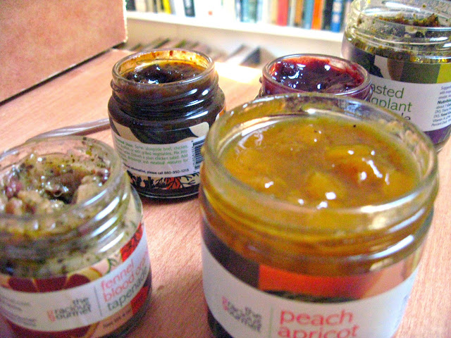 The Gracious Gourmet Spreads and Tapenades