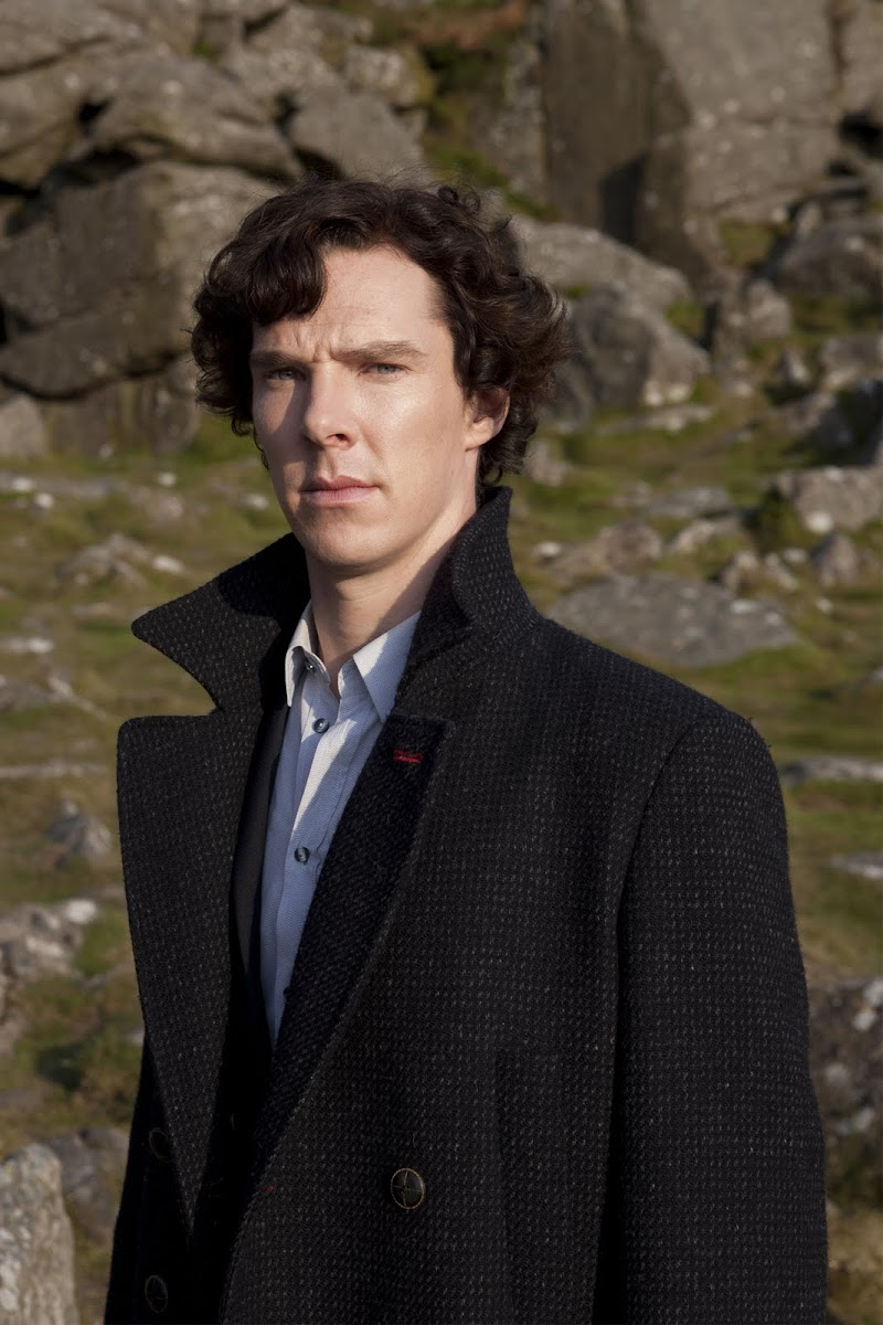 BBC Sherlock: The Hounds of Baskerville - Benedict Cumberbatch is Sherlock Holmes