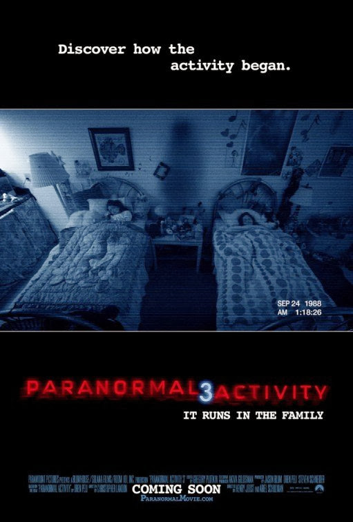 Poster Of Paranormal Activity 3 (2011) Full Movie Hindi Dubbed Free Download Watch Online At Alldownloads4u.Com