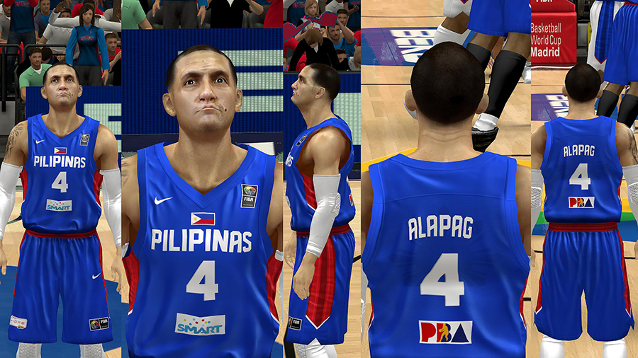 NLSC Forum • Released  Gilas Pilipinas HD Jersey 551184e41