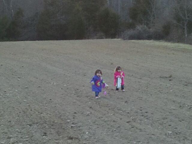 Buffalo Bee Farm: My Little Farmer Girls