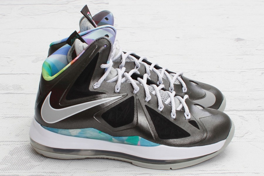 On to the next one8230 Nike LeBron X Prism 8211 New Photos ...