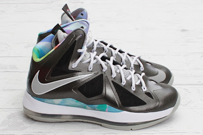nike lebron 10 gr prism 4 06 On to the next one... Nike LeBron X Prism   New Photos