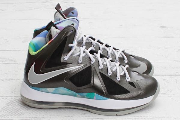 On to the next one8230 Nike LeBron X Prism 8211 New Photos