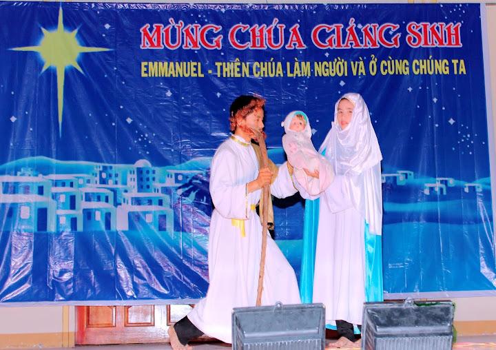 Giáo Xứ Tân Bình Mừng Lễ Chúa Giáng Sinh