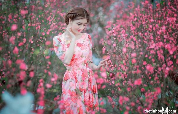 thơ mùa xuân vắng anh