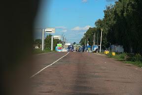 Pogled na Rusku granicu