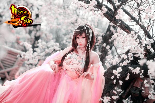 Chibi Bunny tung cosplay Mộng Tiên tuyệt đẹp 14