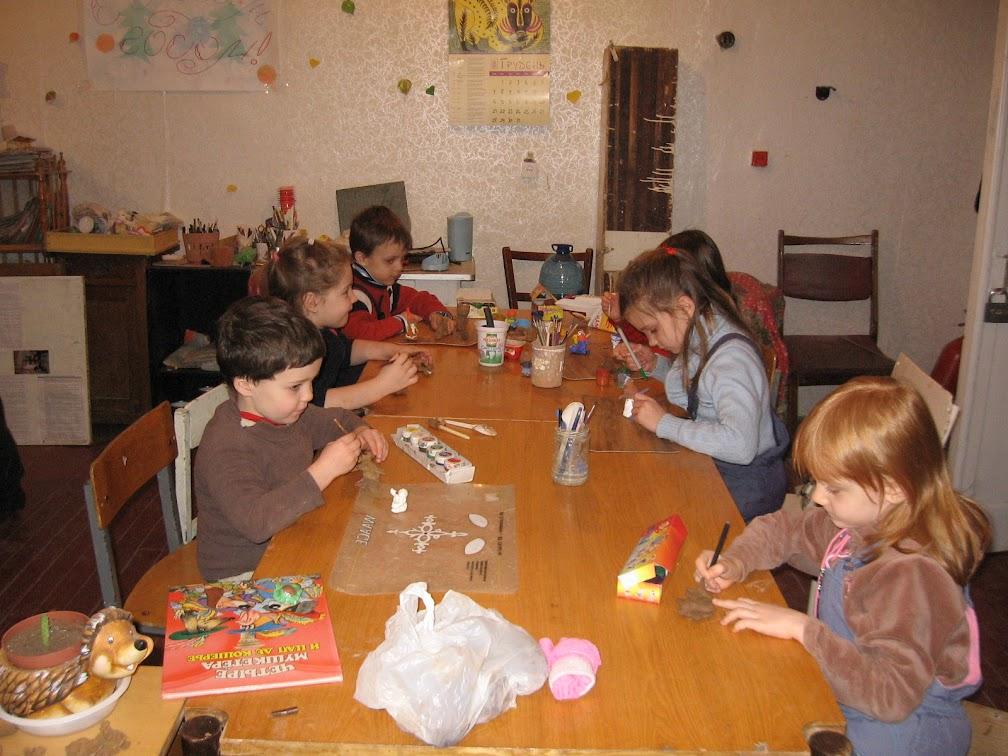 Керамика для дошкольноков