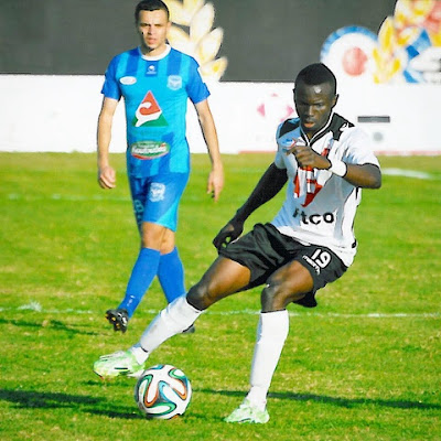 Moroccan League Award Excites David Nworah