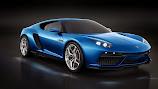 PARIS 2014 - Lamborghini Asterion LPI 910-4 Concept [VIDEO]