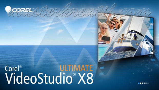 Corel VideoStudio Ultimate X8