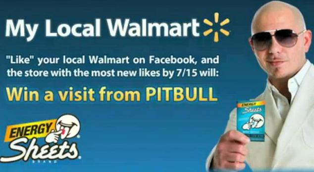 Pitbull Wallmart Sheets and Kodiak Alaska Make It Go Away