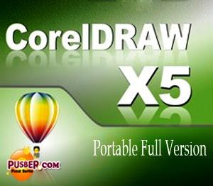 Download CorelDraw X5 Portable