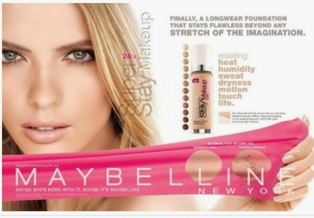 DanielleLoveMakeup: Maybelline Super Stay 24 hour Foundation ...