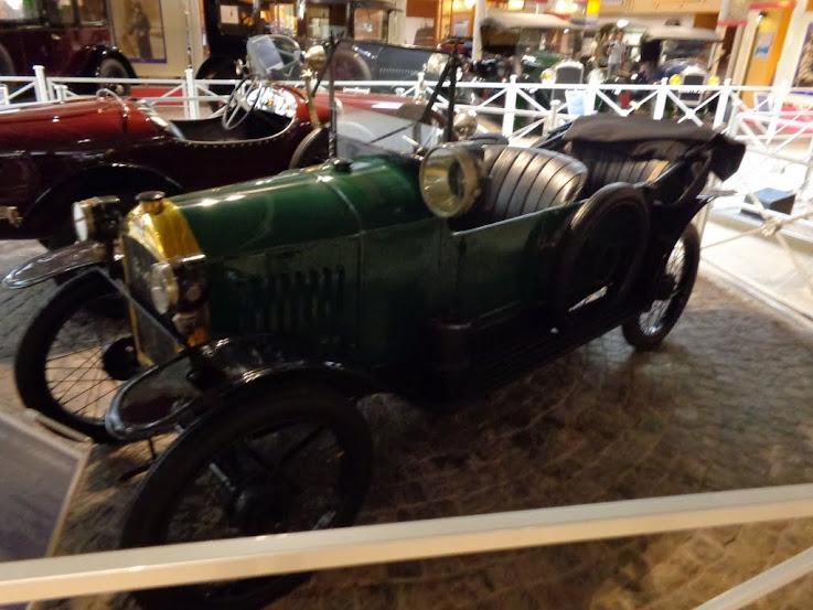 Musée de l'aventure Peugeot à Sochaux DSC01183