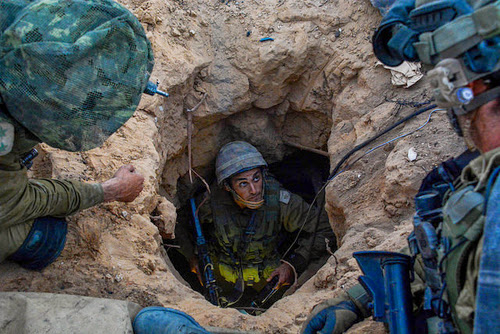 Terrorist tunnels pose military challenge to Israel