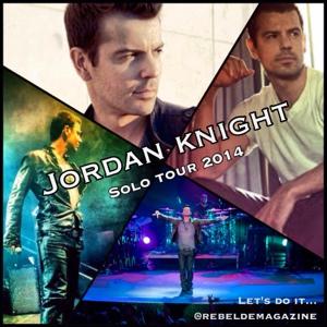 jordan knight solo tour 2014