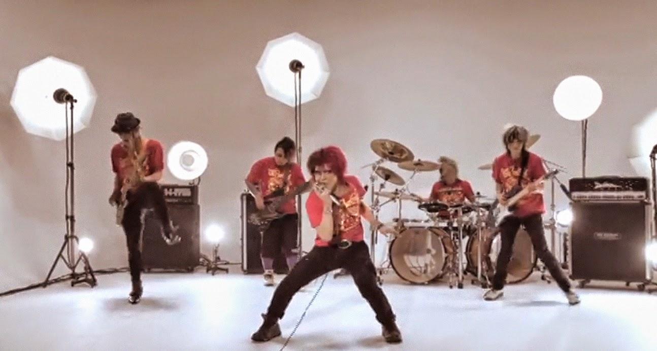 Liwanag Sa Dilim Japanese Band Uchusentai:Noiz Cover
