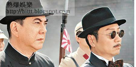 秋生正身在上海拍劇集《梟雄》。