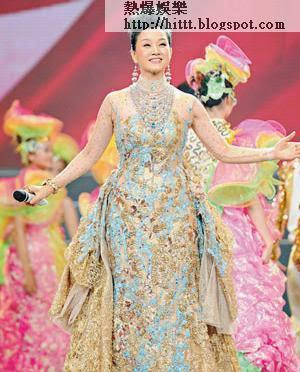 宋祖英為國家一級演員、中國音樂家協會副主席等,地位超然。